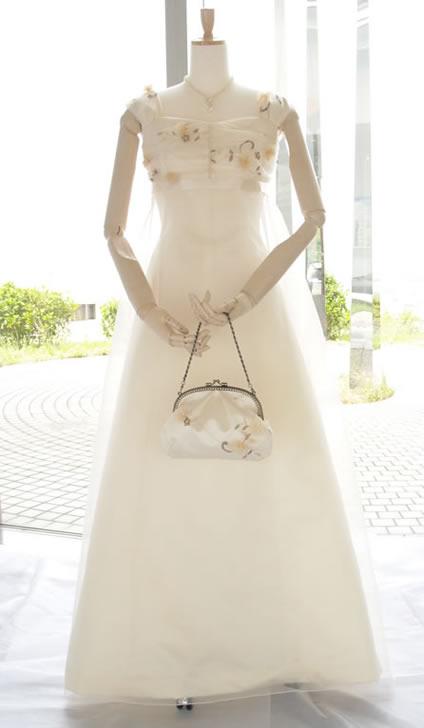 オーダーウェディングドレス